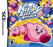 Cover Kirby: Mass Attack (DS)