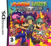 Cover Mario & Luigi: Partners in Time (DS)