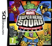 Cover Marvel Super Hero Squad: The Infinity Gauntlet