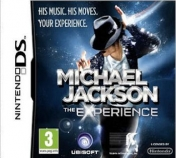 Cover Michael Jackson: The Experience (DS)