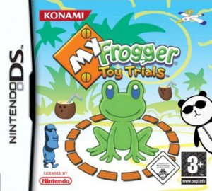 Cover My Frogger: Toy Trials