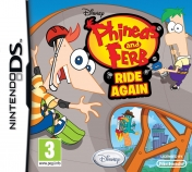 Cover Phineas and Ferb: Ride Again