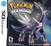 Cover Pokemon Diamond Version