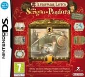 Cover Professor Layton e lo Scrigno di Pandora
