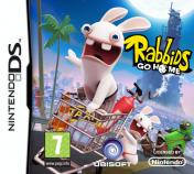 Cover Rabbids Go Home (DS)