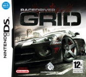 Cover Race Driver: GRID (DS)