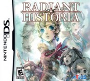 Cover Radiant Historia (DS)