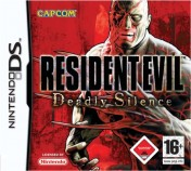 Cover Resident Evil: Deadly Silence