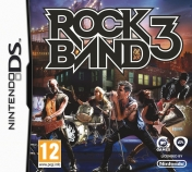 Cover Rock Band 3 (DS)