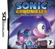 Cover Sonic Chronicles: La Fratellanza Oscura