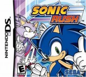 Cover Sonic Rush (DS)