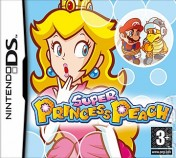 Cover Super Princess Peach (DS)