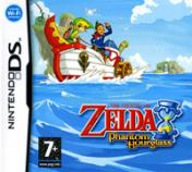 Cover The Legend of Zelda: Phantom Hourglass (DS)