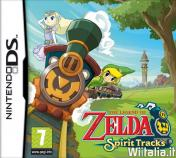 Cover The Legend of Zelda: Spirit Tracks (DS)