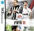 Cover FIFA 11 per DS