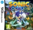 Cover Sonic Colours per DS