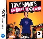 Cover Tony Hawk's American Sk8land