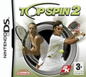 Cover Top Spin 2