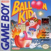 Cover Balloon Kid