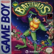 Cover Battletoads (Game Boy)