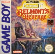 Cover Castlevania II: Belmont's Revenge