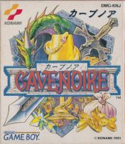 Cover Cave Noire