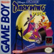 Cover Disney's Darkwing Duck
