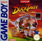 Cover Disney's DuckTales (Game Boy)