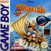 Cover Disney's Pinocchio