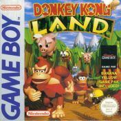 Cover Donkey Kong Land (Game Boy)