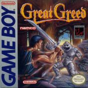 Cover Great Greed