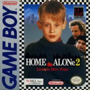 Cover Home Alone 2: Lost in New York