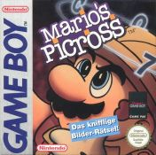 Cover Mario's Picross