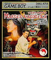 Cover Master Karateka