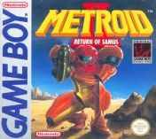 Cover Metroid II: Return of Samus