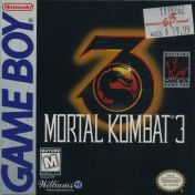 Cover Mortal Kombat 3 (Game Boy)