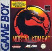 Cover Mortal Kombat (Game Boy)