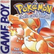 Cover Pokémon Red Version