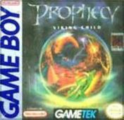 Cover Prophecy: The Viking Child