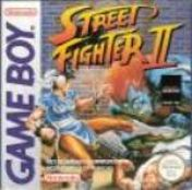 Cover Street Fighter II