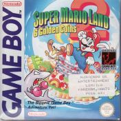 Cover Super Mario Land 2: 6 Golden Coins