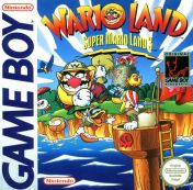 Cover Super Mario Land 3: Wario Land