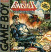 Cover The Punisher: The Ultimate Payback