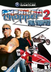 Cover American Chopper 2: Full Throttle