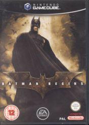 Cover Batman Begins
