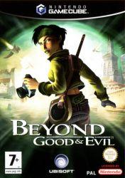 Cover Beyond Good & Evil