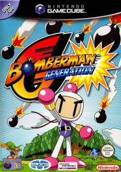 Cover Bomberman Generation