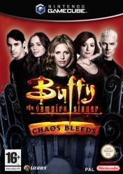 Cover Buffy the Vampire Slayer: Chaos Bleeds