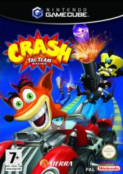 Cover Crash Tag Team Racing