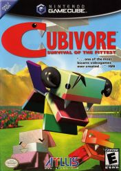 Cover Cubivore: Survival of the Fittest